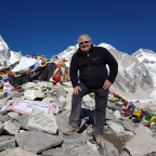 The Dream Of Everest Base Camp – Podcast