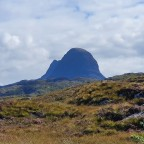 Suilven The Beautiful Mountain