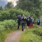 Life After Lockdown — The Great Glencoe Challenge 2021